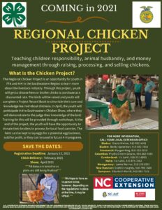 Cover photo for 2021 Regional Chicken Project